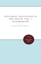 Universal Education in the South