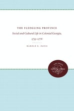 The Fledgling Province