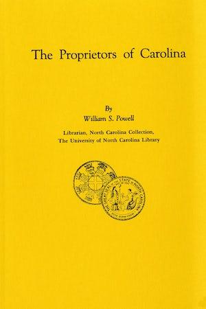 The Proprietors of Carolina