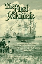 The First Colonists