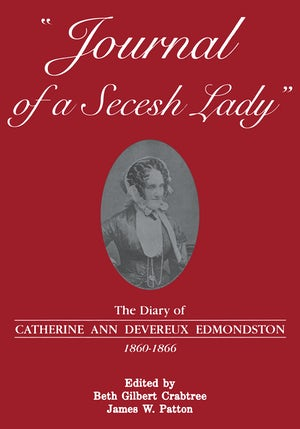Journal of a Secesh Lady