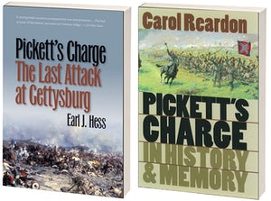 Pickett's Charge, July 3 and Beyond, Omnibus E-book