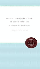 The State Highway System of North Carolina