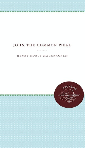 John the Common Weal