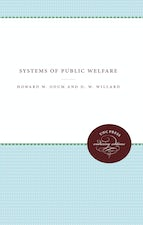Systems of Public Welfare