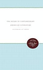 The Negro in Contemporary American Literature