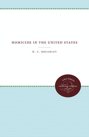 Homicide in the United States