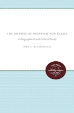 The Dramas of Heinrich von Kleist