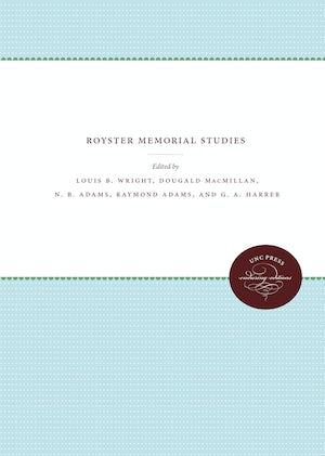 Royster Memorial Studies