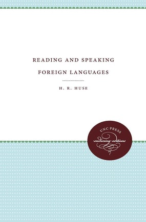 Reading and Speaking Foreign Languages