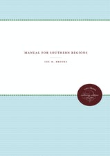Manual for Southern Regions