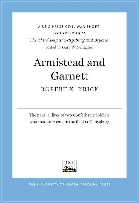 Armistead and Garnett
