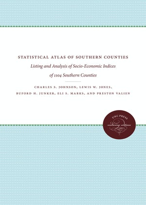 Statistical Atlas of Southern Counties