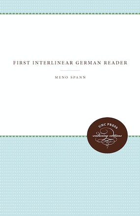 First Interlinear German Reader