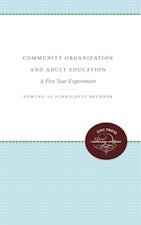 Community Organization and Adult Education