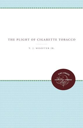 The Plight of Cigarette Tobacco