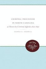 Criminal Procedure in North Carolina