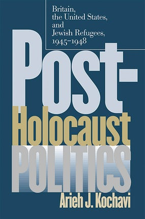 Post-Holocaust Politics