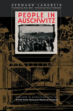 People in Auschwitz