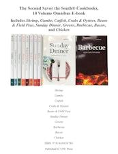 The Second Savor the South Cookbooks, 10 Volume Omnibus E-book