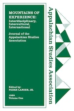Journal of the Appalachian Studies Association