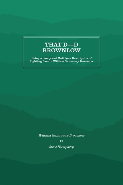 That D----d Brownlow