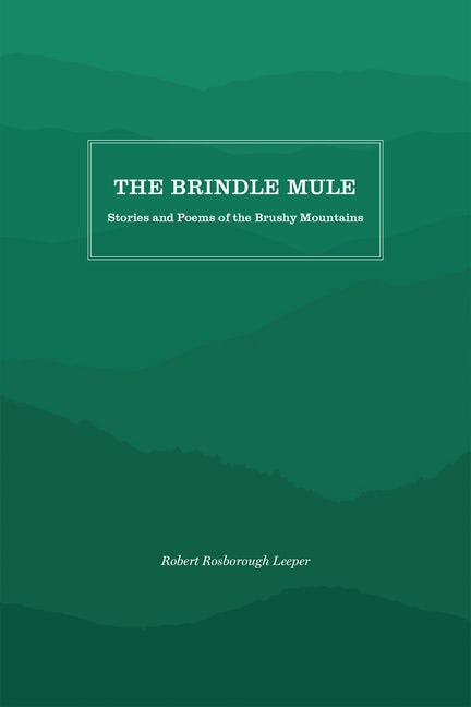 The Brindle Mule
