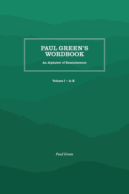 Paul Green's Wordbook