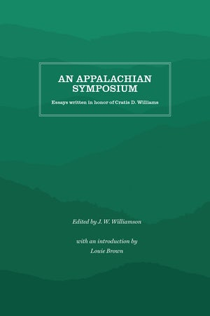 An Appalachian Symposium
