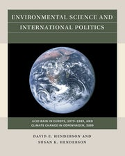 Environmental Science and International Politics
