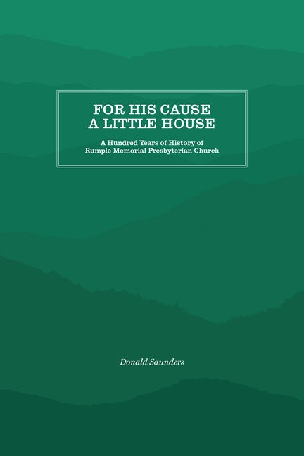 For His Cause a Little House