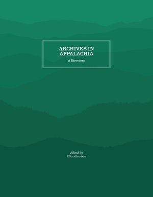 Archives in Appalachia