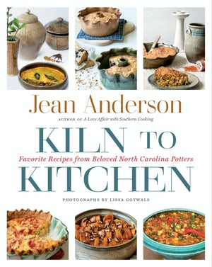 Cover of Kiln to Kitchen