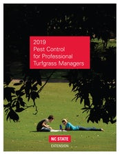 2019 Pest Control for Professional Turfgrass Managers