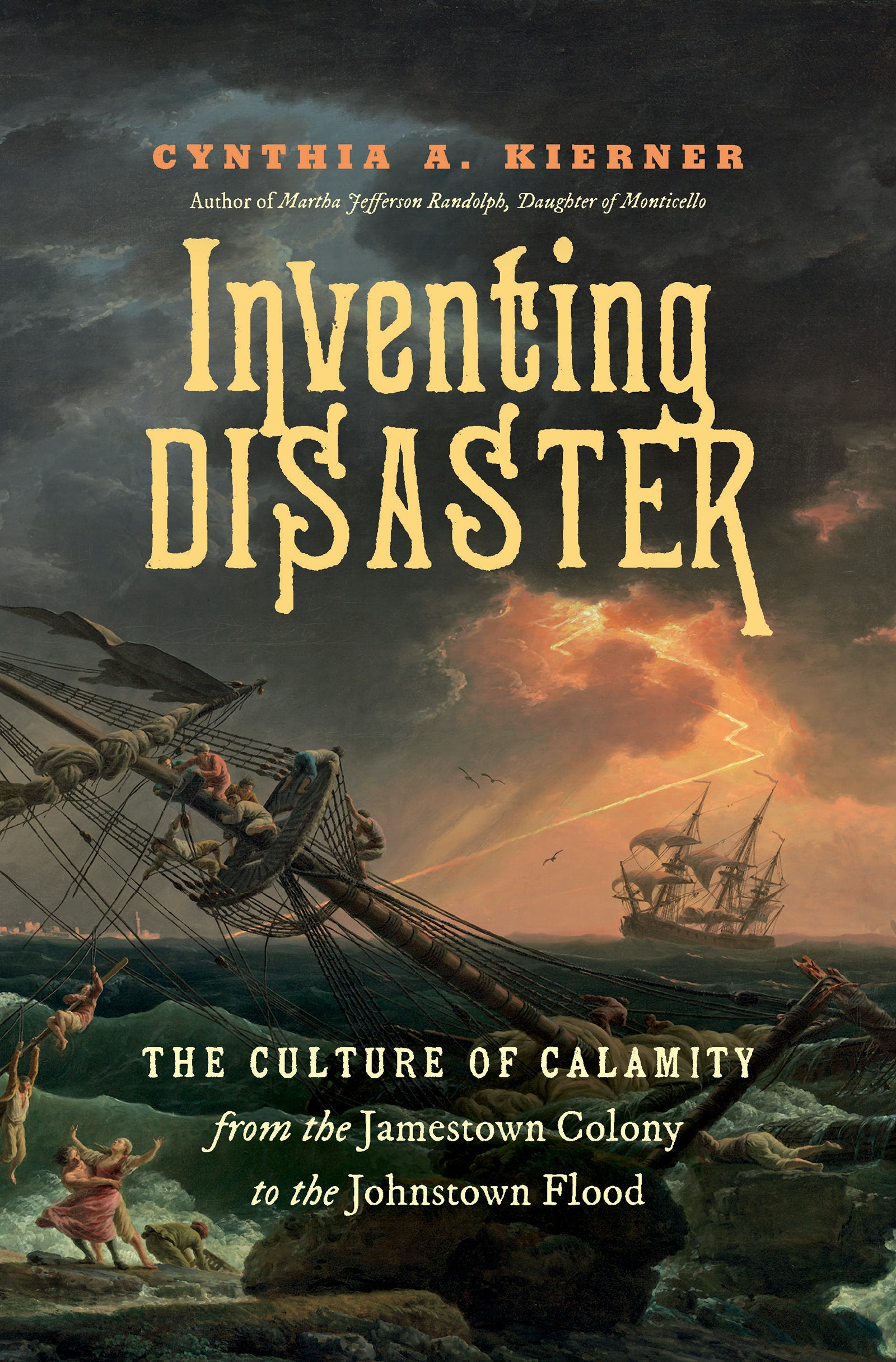 Cover of Inventing Disaster
