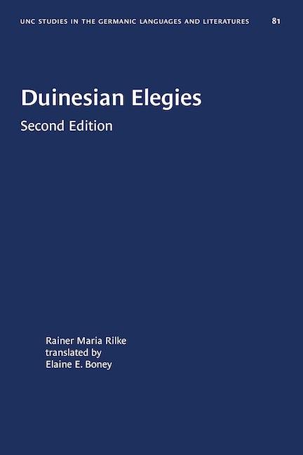 Duinesian Elegies