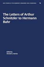 The Letters of Arthur Schnitzler to Hermann Bahr