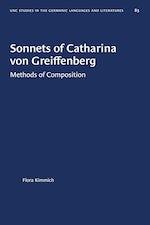 Sonnets of Catharina von Greiffenberg