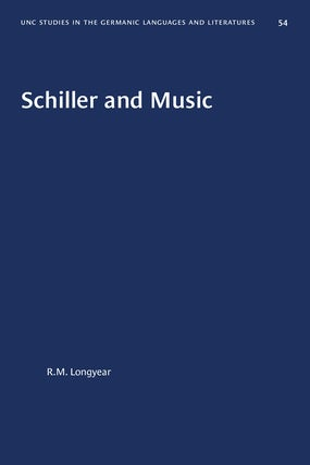 Schiller and Music