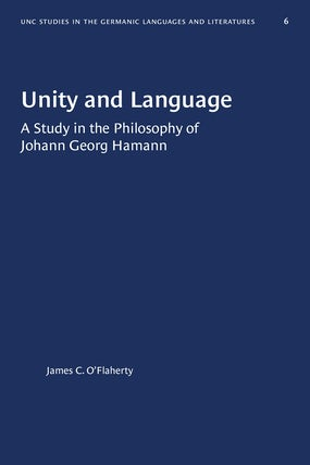 Unity and Language