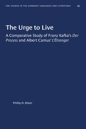 The Urge to Live