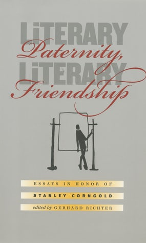 Literary Paternity, Literary Friendship