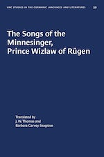 The Songs of the Minnesinger, Prince Wizlaw of Rügen