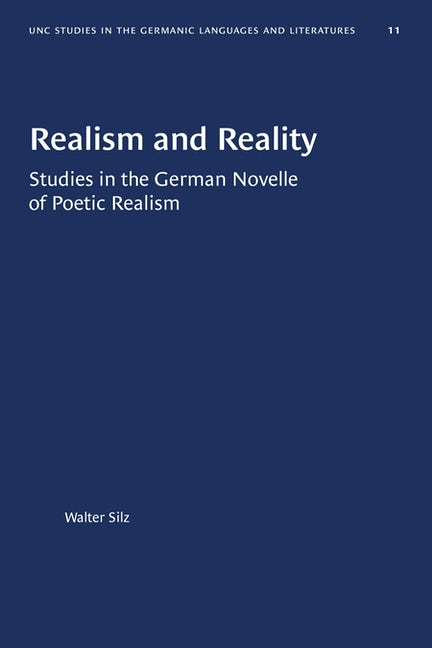Realism and Reality