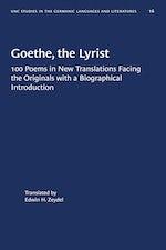 Goethe, the Lyrist