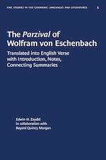 The Parzival of Wolfram von Eschenbach