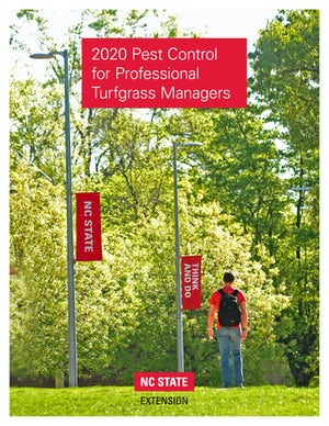 2020 Pest Control for Professional Turfgrass Managers