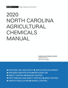 2020 North Carolina Agricultural Chemicals Manual