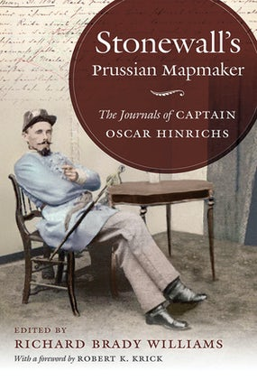 Stonewall's Prussian Mapmaker