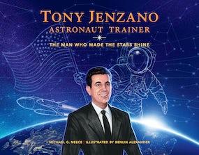 Tony Jenzano, Astronaut Trainer